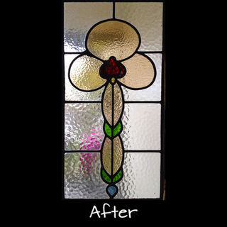 Tulip Window - After