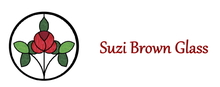 Suzi Brown Glass